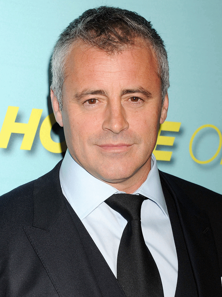 Actor Matt LeBlanc - age: 53