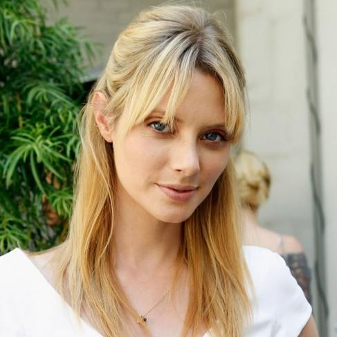 TV Actress April Bowlby - age: 37