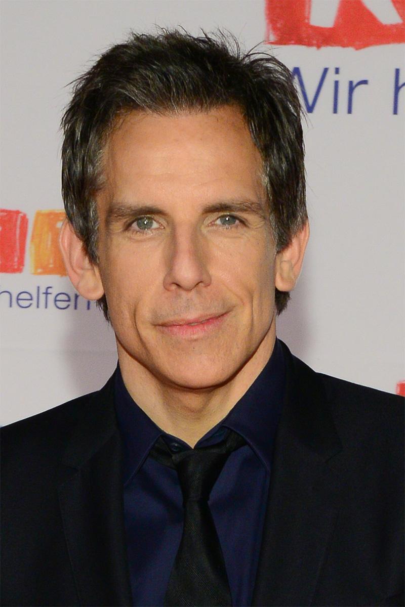 Film Actor, Producer, Director Ben Stiller - age: 52