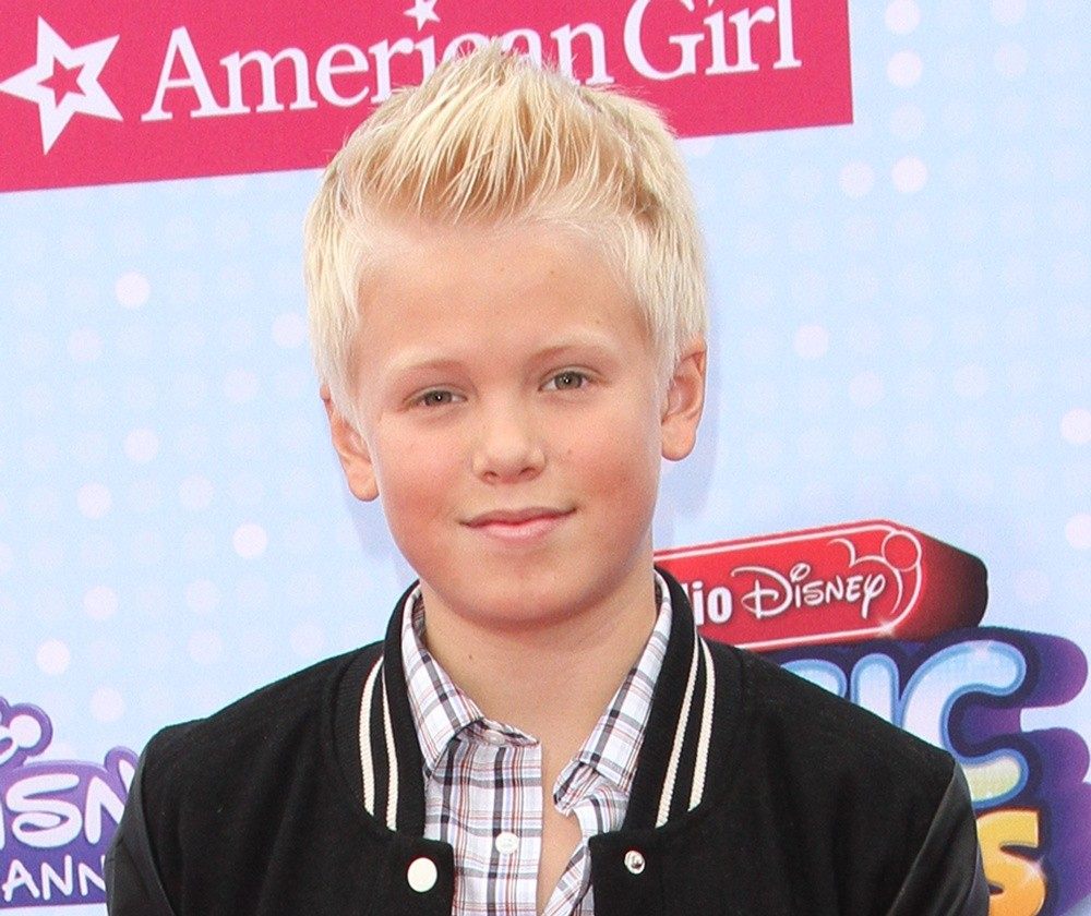 Web Video Star Carson Lueders - age: 16