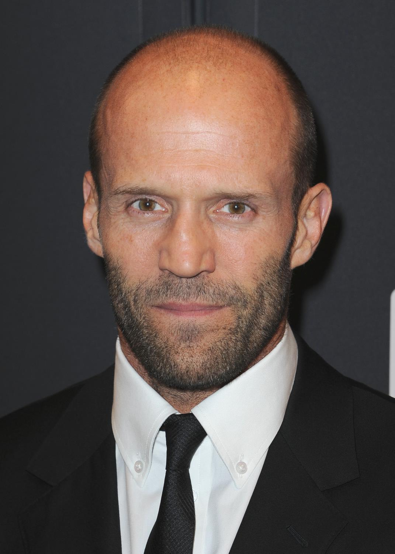 Actor   Jason Statham  - age: 50