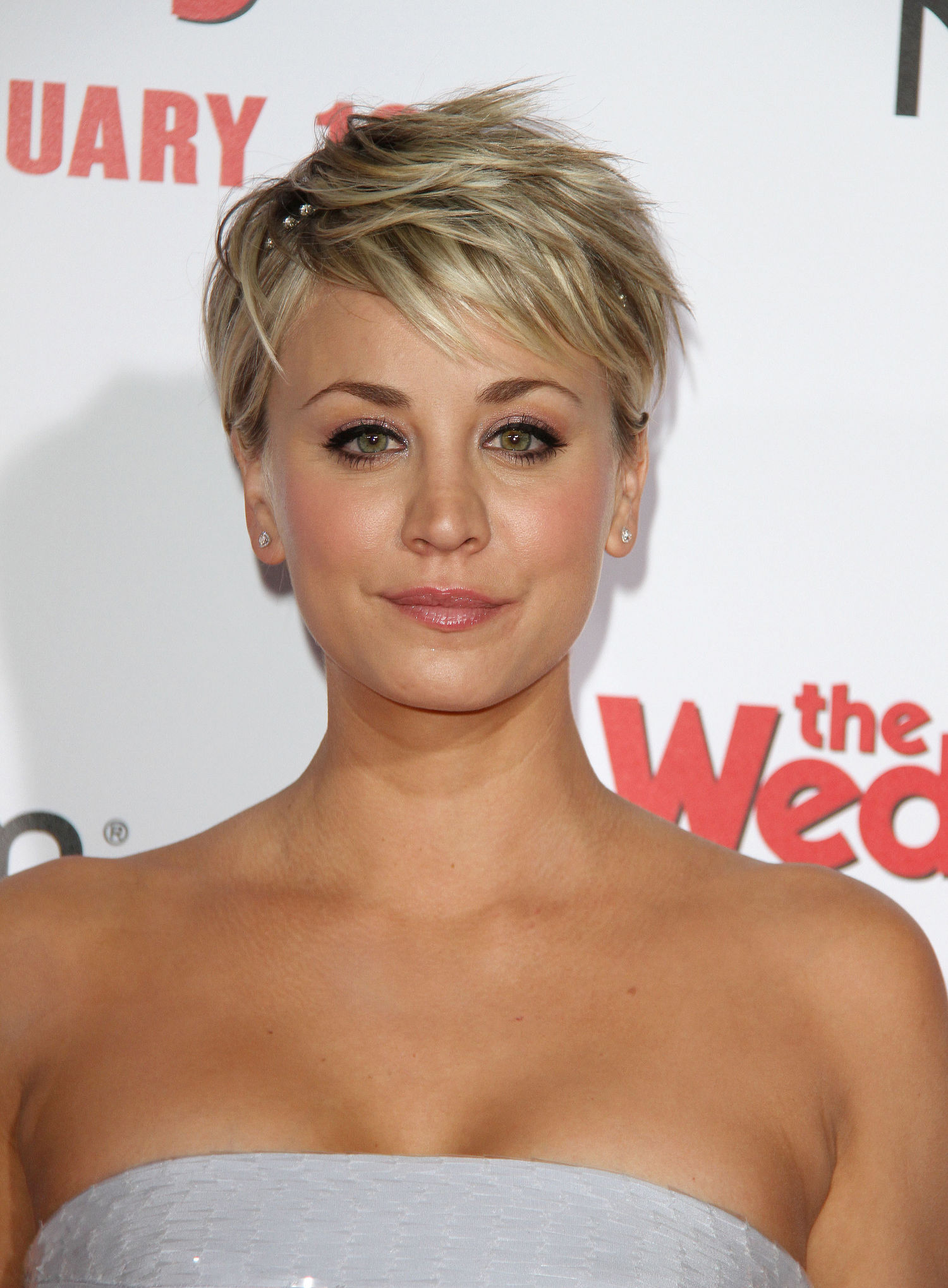 Actress Kaley Cuoco - age: 32