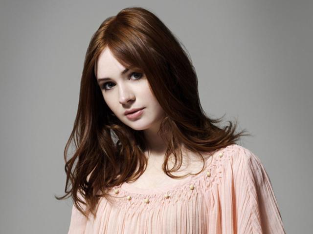 TV Actress Karen Gillan - age: 30