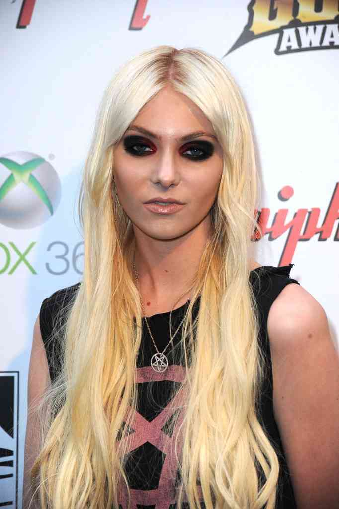 Actress Taylor Momsen - age: 24