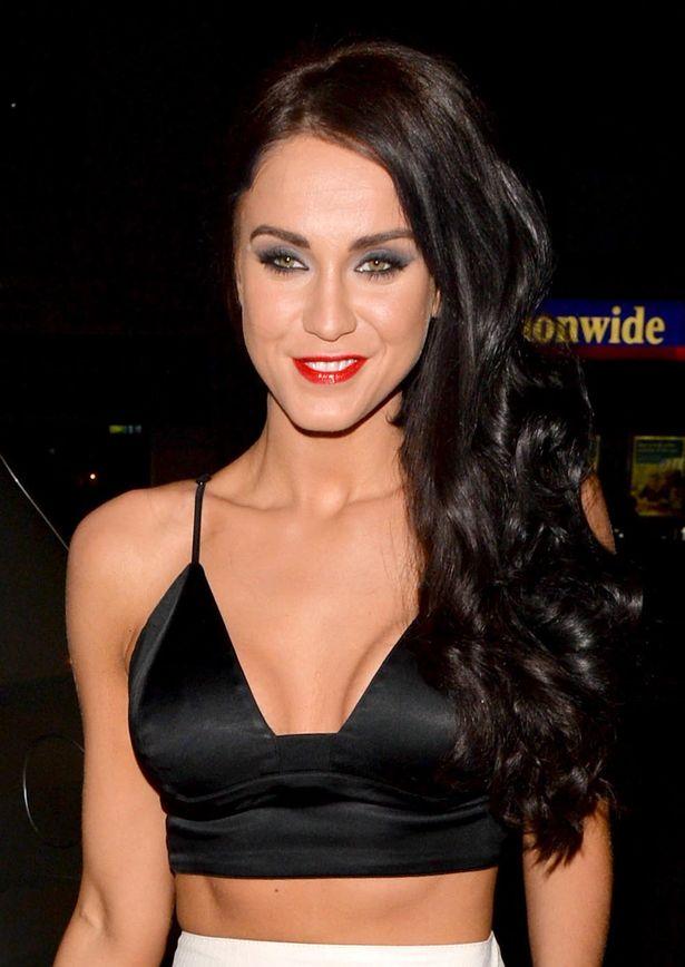 Reality Star Vicky Pattison - age: 30