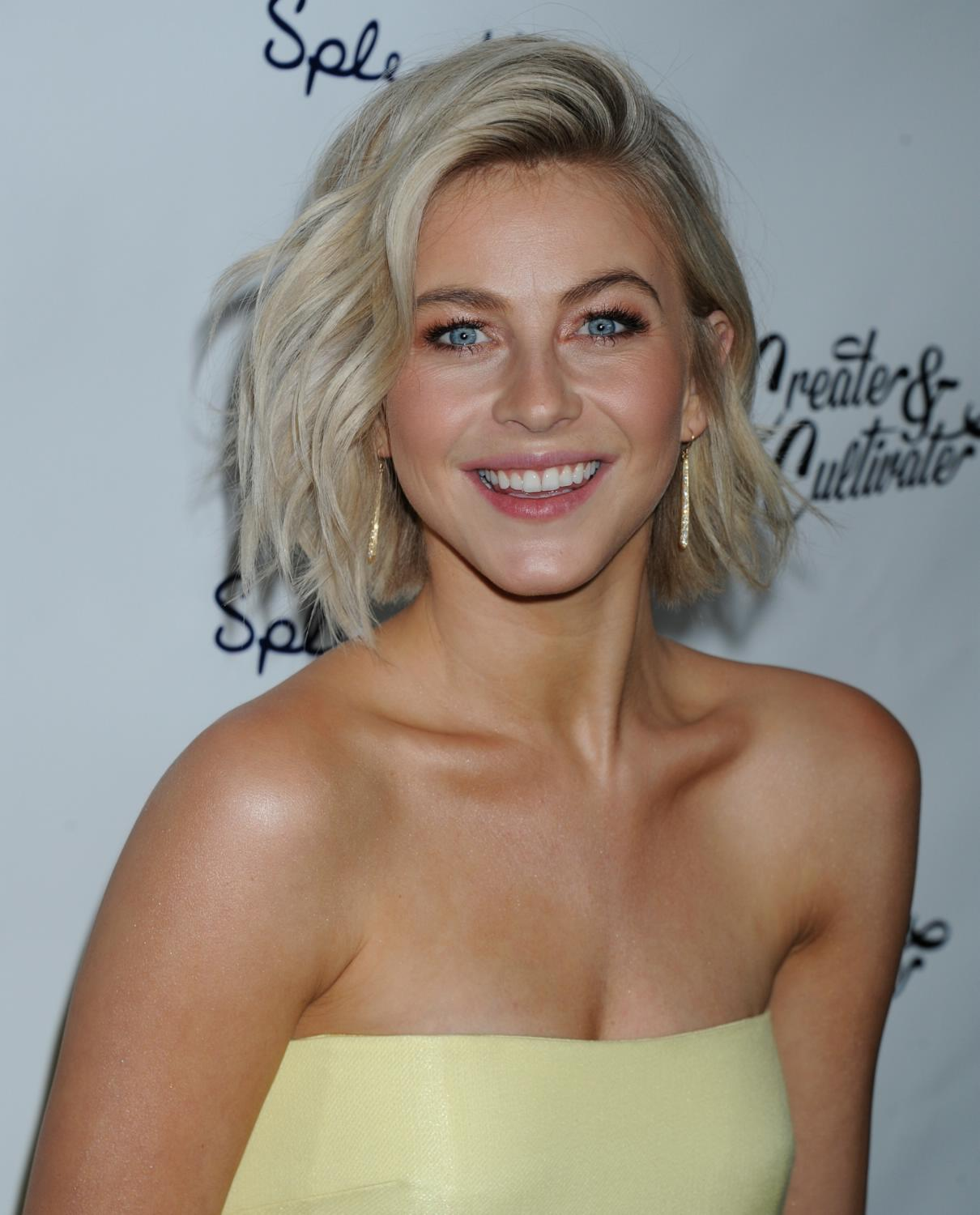 Dancer Julianne Hough - age: 32