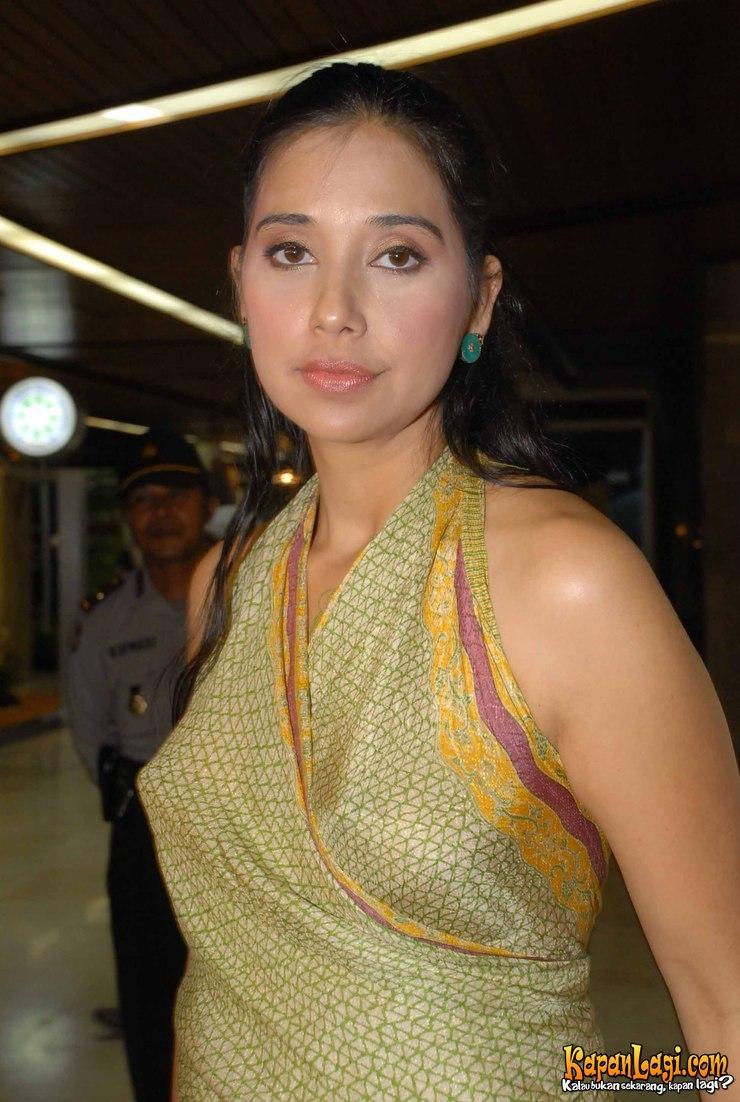 Actress  Ayu Azhari - age: 48
