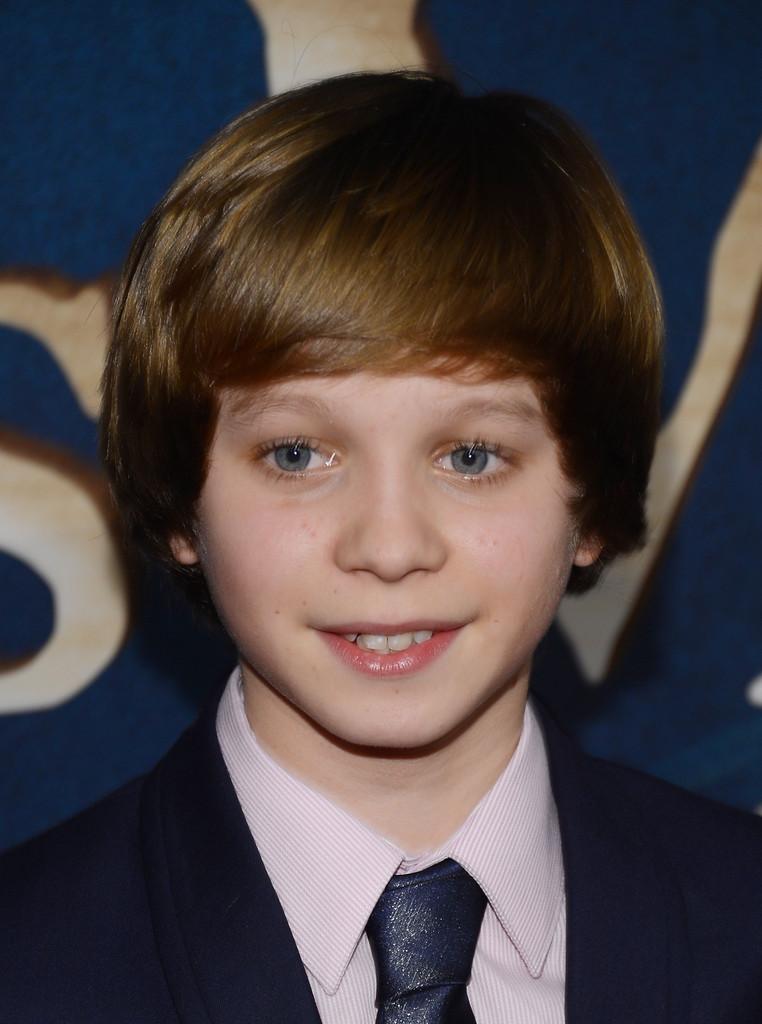 Actor Daniel Huttlestone - age: 22