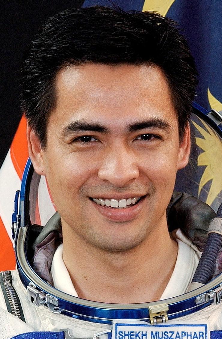Orthopaedic surgeon, Commercial astronaut Datuk Dr Sheikh Muszaphar Shukor - age: 48