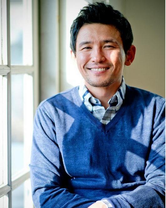 Actor Hwang Jung-min - age: 46