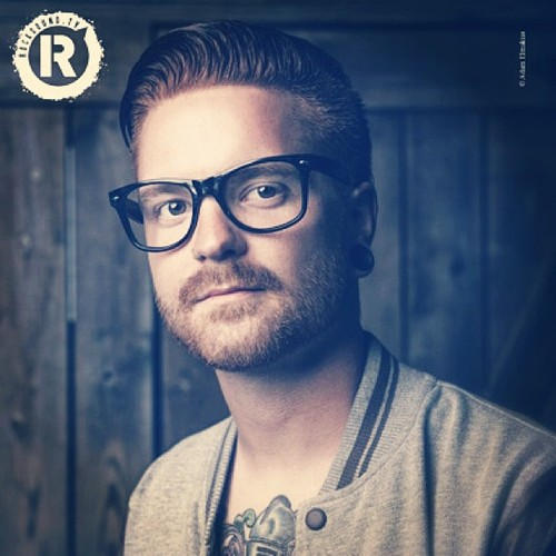 Singer Matty Mullins - age: 33
