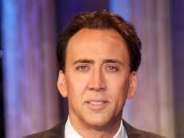 Actor Nicolas Cage - age: 57