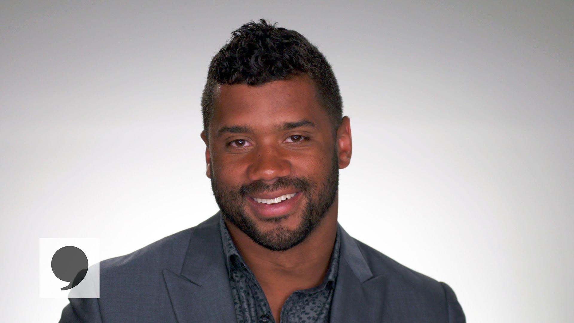 Footballer Russell Wilson - age: 32