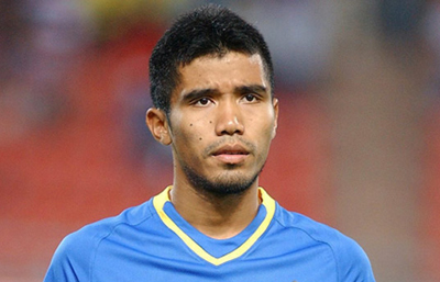 Footballer Surat Sukha - age: 38