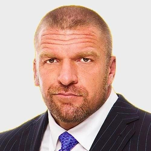 professional wrestler Triple H - age: 48