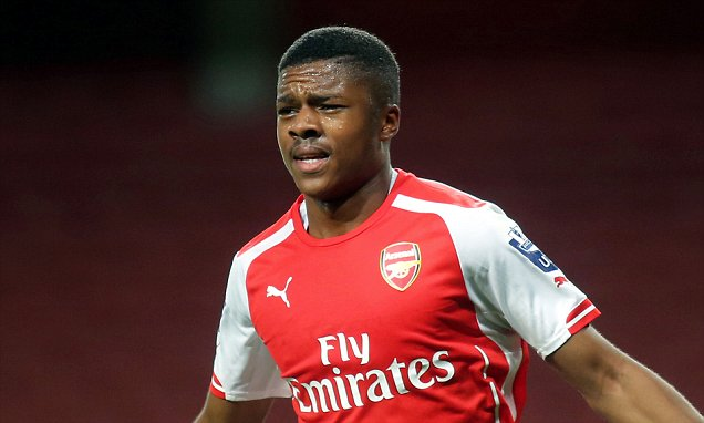 Soccer Player Chuba Akpom - age: 25