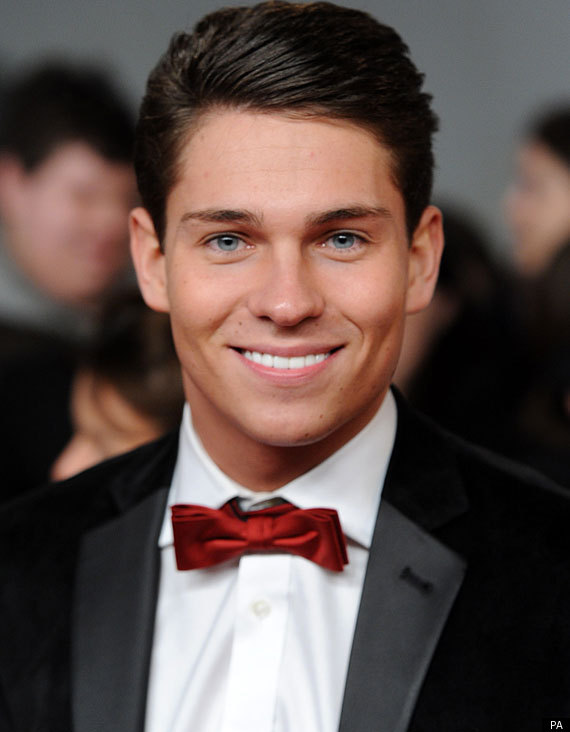 TV personality Joey essex - age: 30