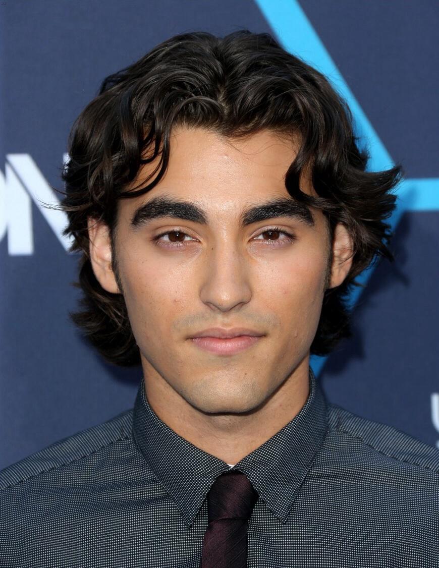 Actor Blake Michael - age: 24