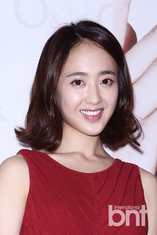 Actress Kim Min Jung - age: 35
