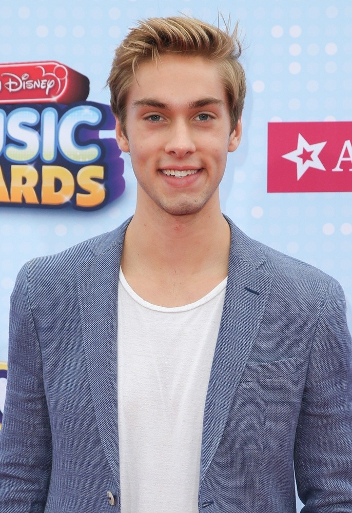 Actor Austin North - age: 24