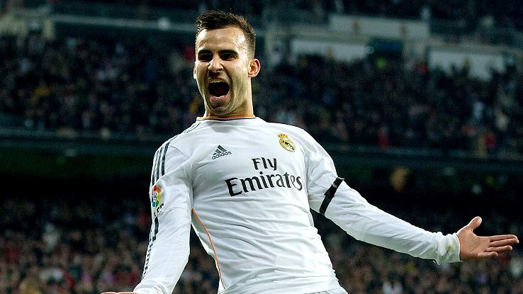 Soccer Player Jese - age: 24