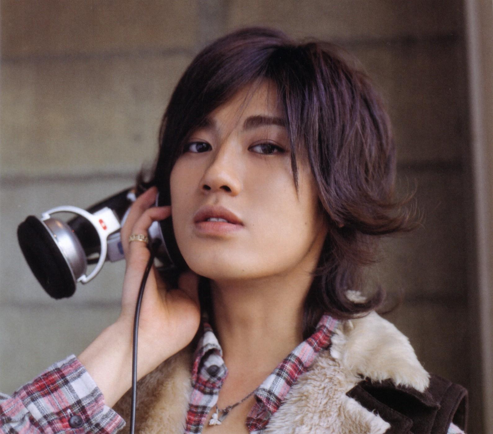 Musician Jin Akanishi - age: 36