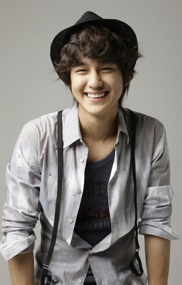 Actor Kim Bum - age: 28