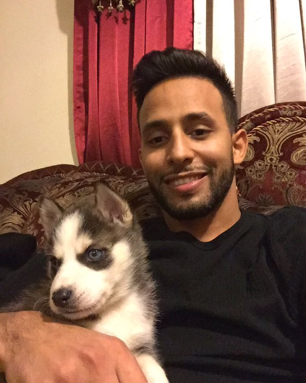 Web Video Star Anwar Jibawi - age: 29