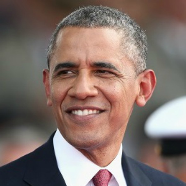 44th US President Barack Obama - age: 55