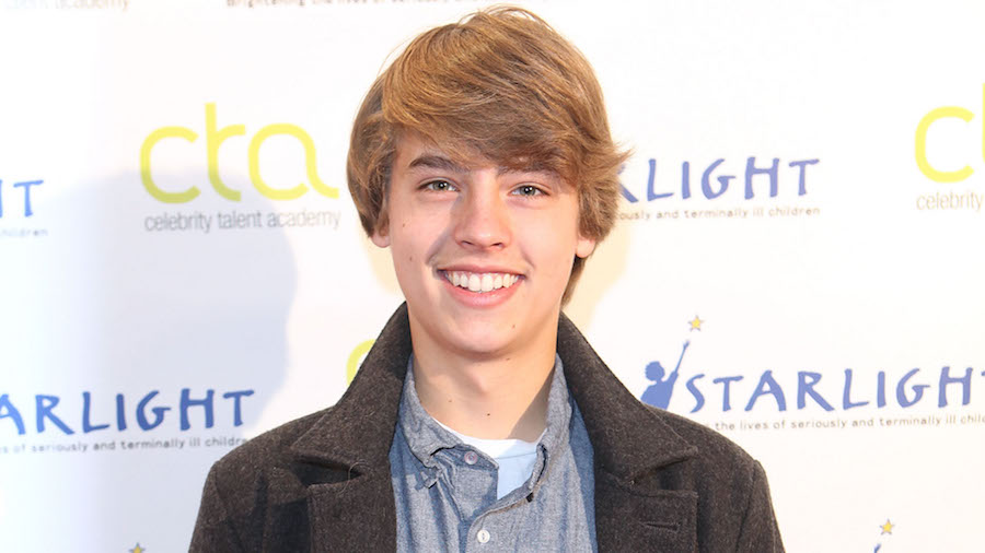 Actor Cole Sprouse - age: 28