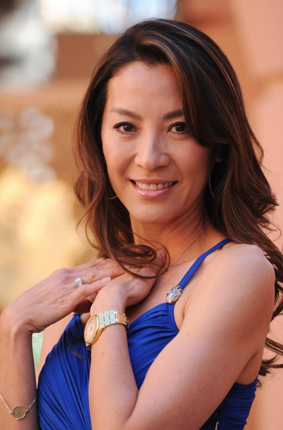 Actress Dato' Michelle Yeoh - age: 55