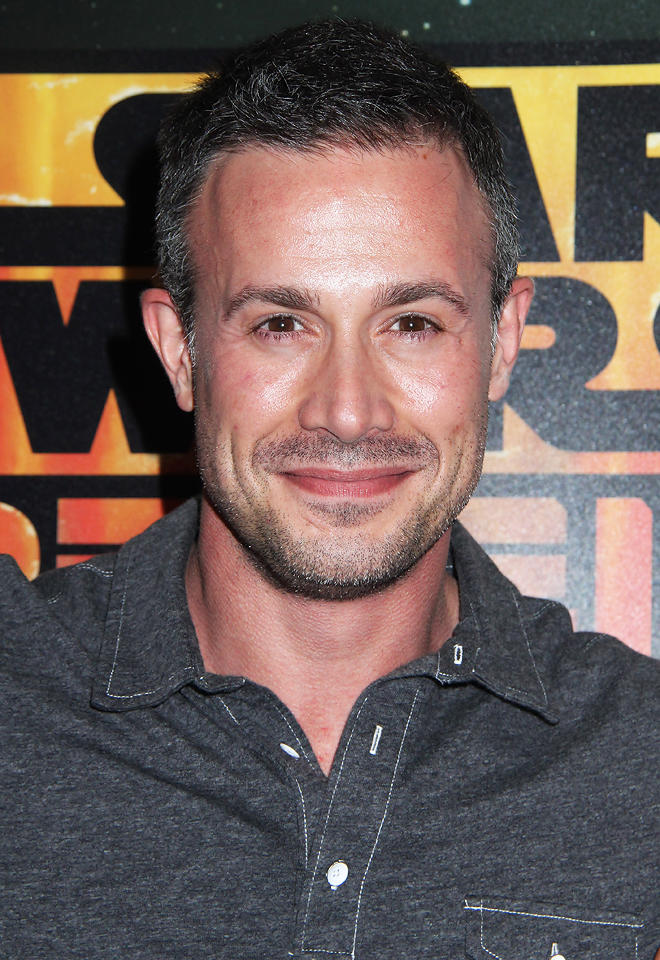 Actor Freddie Prinze Jr - age: 44