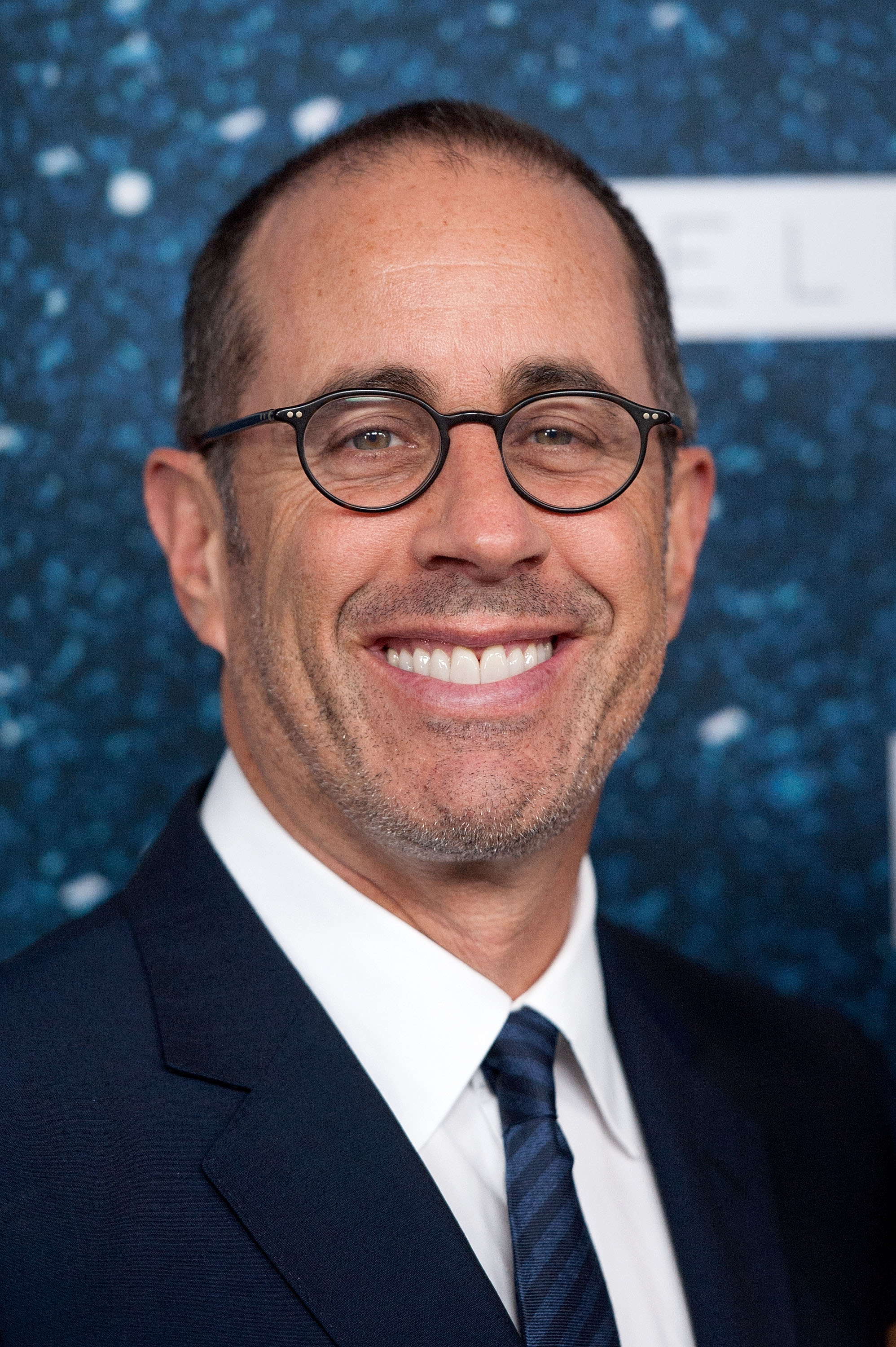 Comedian Jerry Seinfeld - age: 63
