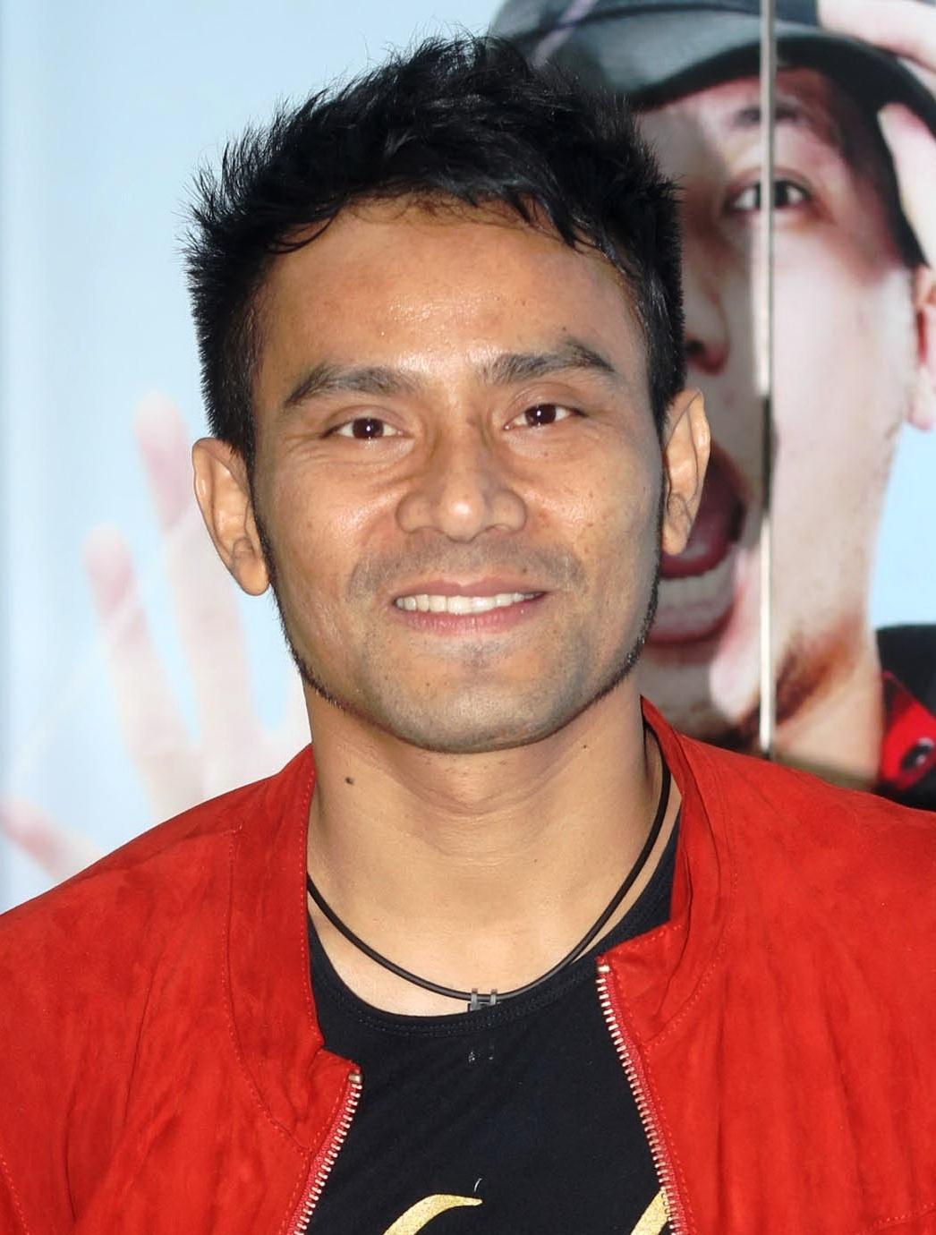 Singer Judika Sihotang - age: 38