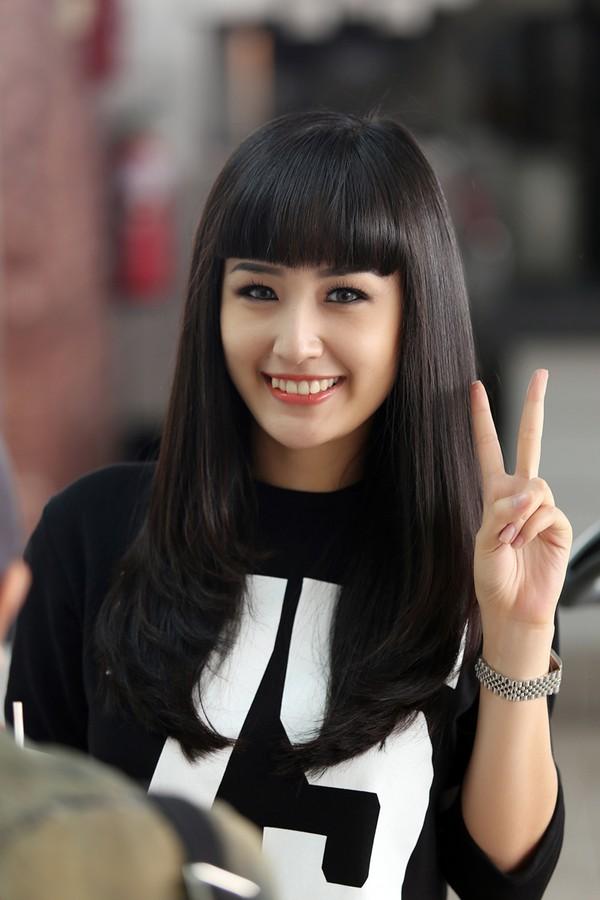 Miss Vietnam Mai Phuong Thuy - age: 32