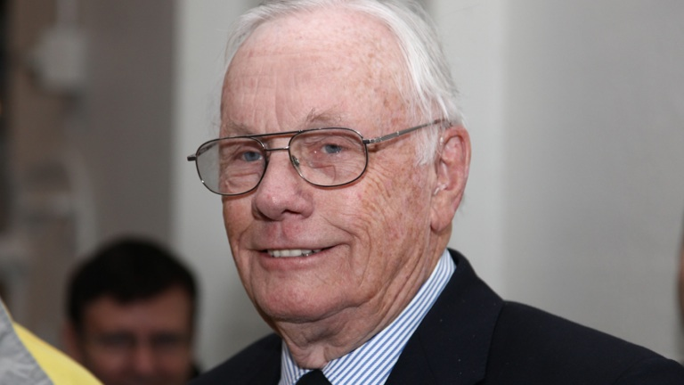 Astronaut Neil Armstrong - age: 82