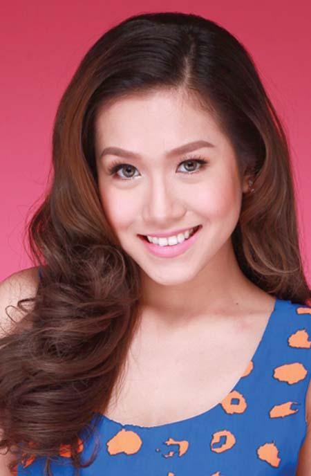 Singer Rachelle Ann Go - age: 34