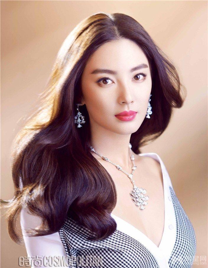 Actress Zhang Yuqi - age: 34