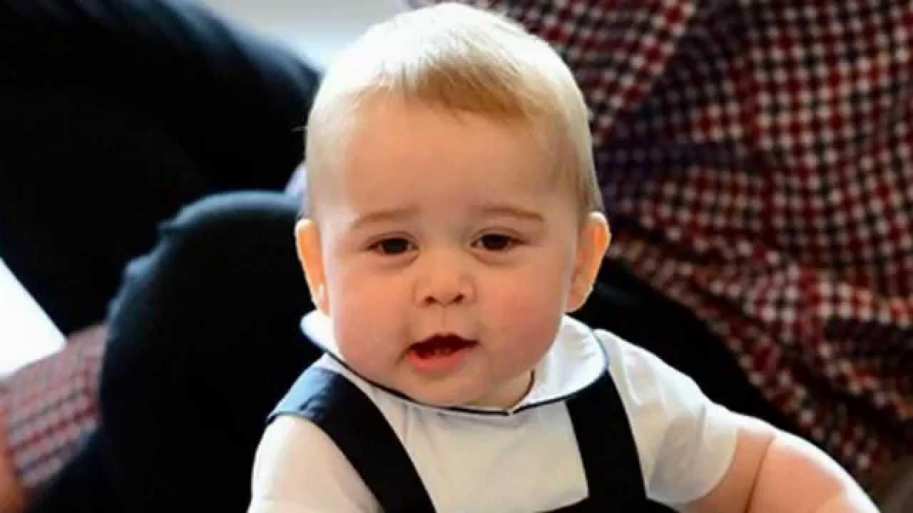 Prince George Alexander Louis - age: 4