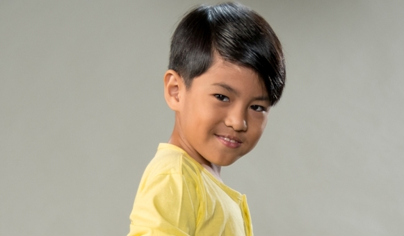 Actor Izzy Canillo - age: 13