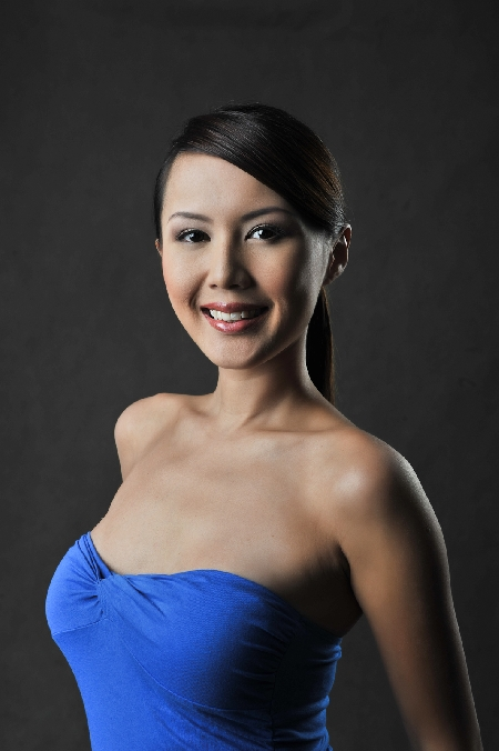 Model Julie Woon - age: 36