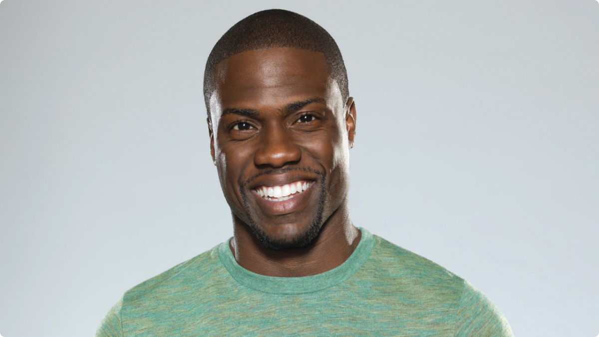 Actor Kevin Hart - age: 41