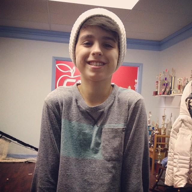 Dancer Lucas Triana - age: 18