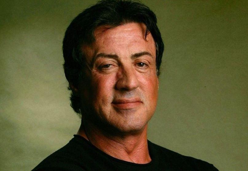 Actor Sylvester Stallone - age: 74