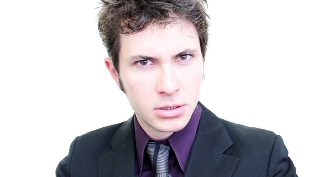 Web Video Star Toby Turner - age: 32