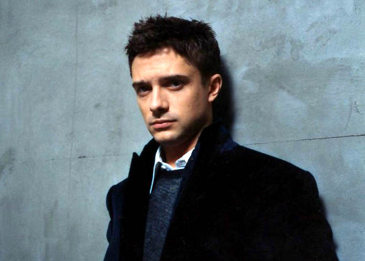 Actor Topher Grace - age: 42