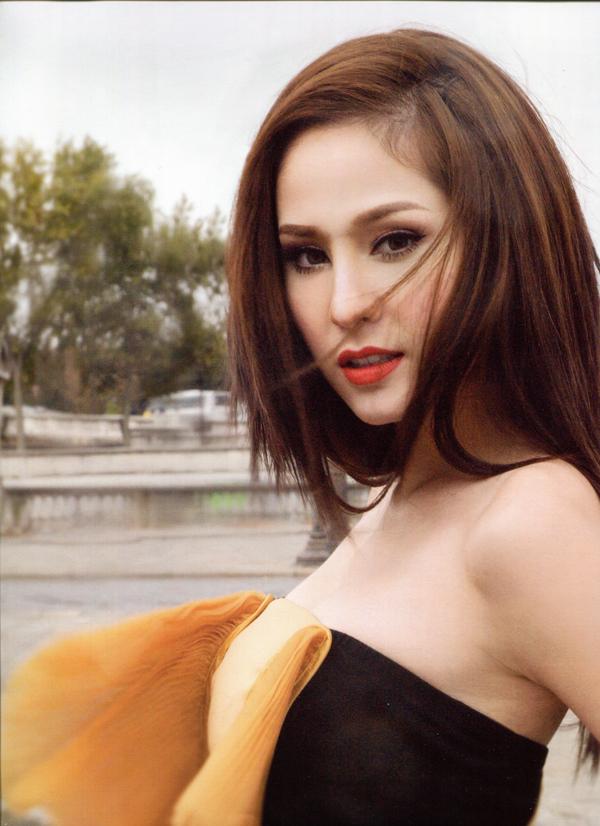 Actress Usamanee Vaithayanon - age: 29