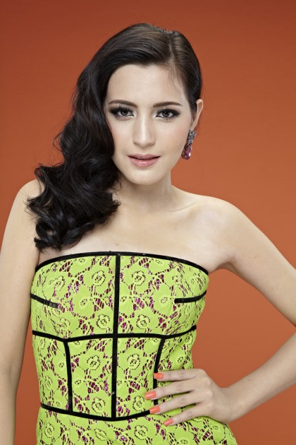 Miss Thailand World Vanessa Herrmann - age: 26