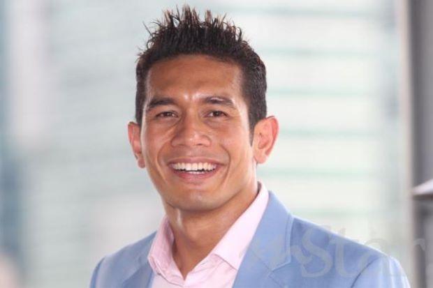 Actor Fahrin Ahmad - age: 42