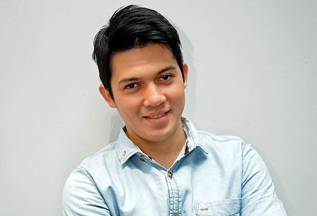 Singer Irwansyah - age: 32